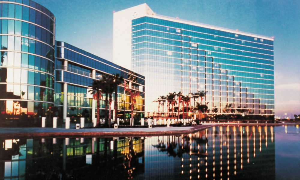 Hyatt Long Beach Building